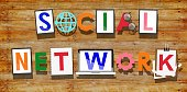 Horizontal,Panoramic,Sharing,No People,Single Word,Global Communications,Share,Alphabet,Illustration,Blogging,Internet,Technology,Social Networking,Discussion,Group Of Objects,Multi Colored