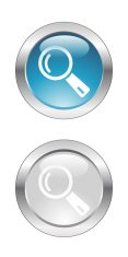 Searching,Computer Icon,Symbol,Design Element,Gray,Vector,Three-dimensional Shape,Illustrations And Vector Art,Vector Icons,Interface Icons,Blue,Silver Colored,Ilustration