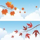 Autumn,Leaf,Maple Tree,September,Branch,Tree,Oak Tree,Harvesting,Vector,Backgrounds,Abstract,Cloud - Sky,Ilustration,Season,Decoration,Sky,Nature,Environmental Conservation,Creativity,October,Color Image,Yellow,Red,Forest,Art,Vector Backgrounds,Illustrations And Vector Art,Beauty In Nature,Grass,Brown