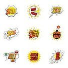 Cut Out,Color Image,Bomb,Illustration,Icon Set,Business Finance and Industry,Retail,Warehouse,Insignia,Friday,Clip Art,Exploding,Business,Marketing,Fun,Pop