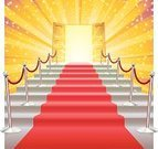 Red Carpet,Staircase,Carpet - Decor,Fame,Red,Door,Doorway,Entertainment,Glamour,Vector,stanchion,Celebration,Success,Star Shape,Shiny,No People,Square,Bright,Illustrations And Vector Art,Arts And Entertainment,Vector Backgrounds,Concepts And Ideas,Projection,Concepts,Empty,Sunbeam