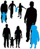 Family,Silhouette,Human Hand,Child,Holding,Father,Baby,Mother,Embracing,People,Walking,Human Head,Nanny,Men,Adult,Daughter,Back Lit,Son,Vector,Cheerful,Outline,Behind,Single Object,Shoulder,Black Color,Happiness,Toddler,Ilustration,Carrying,Little Boys,Recreational Pursuit,Color Image,Number 6,White Background,Fun,Blue,Large Group Of People,Laughing,Looking,Half Dozen,Leisure Activity,Young Adult,Wife,Illustrations And Vector Art
