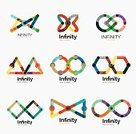 268399,Connection,Infinity,No People,Geometric Shape,Illustration,Shape,Straight,Link,Icon Set,Computer Icon,Symbol,Outline,Technology,Aubusson,Circle,Chain,Part Of,Vector,Design Element