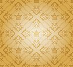 Retro Styled,No People,Rococo Style,Victorian Style,Old-fashioned,Illustration,Antique,Backgrounds,Vector,Pattern