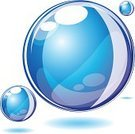 Bubble,Water,Drop,Soap Sud,Bladder,Vector,Blue,Sphere,Raindrop,Mid-Air,Circle,Floating On Water,Foam,Air,White,Shiny,Reflection,Shape,Inflating,Accuracy,блик,Beauty In Nature,Curve,Illustrations And Vector Art,Beauty,Isolated Objects,Beautiful,Part Of,Illuminated,Fragility,Design Element,Food And Drink,Remote