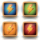 268399,Ui,60024,124885,60017,Frame,Danger,Authority,Power Supply,Lightning,Bolt,Cartoon,Electricity,Illustration,Coat Of Arms,Leisure Games,Icon Set,Symbol,Shield,Weapon,Sharp,Technology,Fuel and Power Generation,Aubusson,Light - Natural Phenomenon,Arrow Symbol,Playing,Environment,Exploding,Power in Nature,Warning Symbol,Sunbeam,Thunderstorm,Lightning,Warning Sign,Shiny,Grilled,Resource,Blue,Gold Colored,Badge,Red,Yellow,Design Element,Green Color