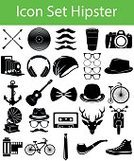 Young Adult,Retro Styled,Illustration,Icon Set,Hipster - Person,Lifestyles,Vector,Mustache