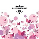 Elegance,Flower,Computer Graphics,Art And Craft,Background,Art,Summer,Illustration,Nature,Birthday,Fashion,Bright,Flying,Computer Graphic,Butterfly - Insect,Season,Insect,Backgrounds,Blossom,Modern,Arts Culture and Entertainment,Vector,Bright,Springtime,Vibrant Color,Pink Color,Colors