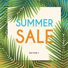 Summer,Illustration,Symbol,Sale,Decoration,Backgrounds,Flyer - Leaflet,Marketing,Vector,Giving,Text