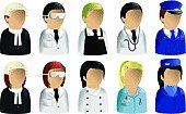 Icon Set,Healthcare And Medicine,Doctor,People,Judge - Law,users,Occupation,Avatar,Legal System,Nurse,Hospital,Pilot,Law,Hotel Occupation,Scientist,Laboratory,user,Airport,General Practitioner,Courthouse,Science,Chef,Waiter,Caterer,Waitress,Vector Icons,Industry,People,Illustrations And Vector Art,Health Care,Lab Assistant