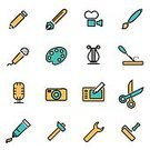 Toothbrush,Art And Craft,Art,Sign,Equipment,Correspondence,Work Tool,Painted Image,Construction Industry,Hammer,Measuring,Office,Collection,Arranging,Pencil,Instrument of Measurement,Illustration,Broom,Writing,Icon Set,Computer Icon,Symbol,Business Finance and Industry,Fountain,Outline,Flat,Wallpaper Brush,In A Row,Measuring,Paintbrush,Wrench,Paint,Pen,Slim,Hairbrush,Fountain,Vector,Set,Text