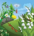 Childhood,Flower,Lily,Background,Plant,Luxuriant,Meadow,Animal,Land,Graham Hill,Lush Foliage,Frog,Cheerful,Track - Imprint,Summer,Ant - Comedian,Illustration,Nature,Ant,Image,Price Tag,Dragonfly,Circle,Ladybug,Lake,Insect,Backgrounds,Rawthey River,Grass,Vector,Label,,Vacations
