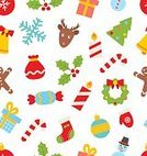 Humor,Repetition,Decor,Holiday - Event,Christmas Ornament,Santa Claus,Backdrop,Christmas Stocking,Holly,Bell,Animal Markings,Vector,Backgrounds,Decoration,Cookie,Cheerful,Snowflake,Evening Ball,Cultures,Winter,Wreath,Berry Fruit,Illustration,Deer,Stick - Plant Part,Ornate,Candy,Seamless Pattern,Tree,Pinaceae,Christmas Tree,New Year,Snowman,Cartoon,Christmas,Fir Tree,Candle,Walking Cane,Textured,Textile,Pattern,Mitten,Bag,Multi Colored