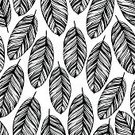No People,Tropical Climate,Plant,Palm Tree,Herb,Petal,Tropical Rainforest,Summer,Illustration,Nature,Ink,Leaf,Fashion,Seamless Pattern,Botany,Season,Branch,Backgrounds,Arts Culture and Entertainment,Print,Tree,Springtime,Floral Pattern