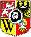 Vertical,Poland,Wroclaw,No People,Sign,Illustration,Coat Of Arms,Symbol,Label