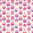 Cupcake,Cake,Pattern,Birthday,Polka Dot,Pink Color,Candy,Vector,Birthday Cake,Purple,Striped,Cute,Doodle,Sprinkles,Ilustration,Food,Pastry,Gift,Icing,Sketch,Party - Social Event,Homemade,Design Element,Multi Colored,Drawing - Art Product,Cheerful,Happiness,Chocolate,Vanilla,Anniversary,Baked,Indulgence,Temptation,Sweet Food,Celebration,yummy,Holidays And Celebrations,Food Backgrounds,Food And Drink,Baking,Mocha,Birthdays,Snack,hand drawn