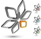 Symbol,Three-dimensional Shape,Sign,Computer Icon,Abstract,Icon Set,Flower,Metal,Square,Personal Perspective,Part Of,Orange Color,Internet,Design Element,Pattern,Geometric Shape,Symmetry,Green Color,Silver Colored,Vector,Metallic,Computer Graphic,Modern,Blue,Simplicity,Gray,Sparse,Red,Shadow,Identity,White Background,Environmental Conservation,Reflection,Ilustration,Copy Space,No People,Business,Illustrations And Vector Art,Nature Abstract,Business Symbols/Metaphors,Nature,Vector Florals