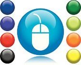 Computer Mouse,Symbol,Computer Icon,Computer,Interface Icons,Internet,Circle,browser,www,Blue,Purple,Red,Green Color,Computer Cable,Design,Orange Color,Black Color,Electrical Equipment,Shiny,Vector,Yellow,Design Element,Electronics Industry,Illustrations And Vector Art,Concepts And Ideas,left click,Computers,Desktop PC,Vector Icons,Technology
