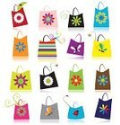 Bag,Cartoon,Shopping,Symbol,Fashion,Computer Icon,Flower,Vector,Icon Set,Personal Accessory,Butterfly - Insect,Design,Group of Objects,Modern,Daisy,Shopaholic,Pattern,Shape,Insect,Ilustration,Retail,Set,Art,Green Color,Colors,Image,Paintings,Isolated,Decoration,Vector Cartoons,Painted Image,Fashion,Illustrations And Vector Art,Red,Beauty And Health