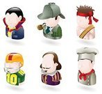 Symbol,William Shakespeare,Sherlock Holmes,People,Computer Icon,Chef,Icon Set,Occupation,Cartoon,Internet,American Football - Sport,Hat,Deerstalker Hat,Characters,Set,Avatar,Animated Cartoon,Clothing,Vampire,Bullet,Men,Uniform,Smoking,Group Of People,Counts,Playing,Will.I.Am,Group of Objects,Costume,Individuality,Vlad VI,Scarf,Headscarf,Vector,Ilustration,Pipe,Series,Vector Icons,Sports Helmet,Headband,White Collar Worker,People,Illustrations And Vector Art,Stage Costume,Shiny,USA,Traditional Clothing,Contrasts