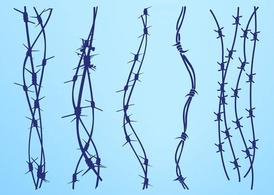 Barbed Wire Set