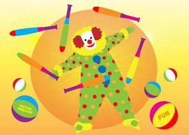 Clown Illustration