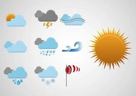 Weather Illustrations