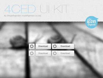 Ultimate 4CED Buttons Kit