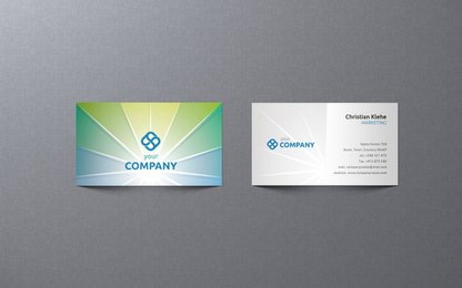 Corporate Business Card Vol 3
