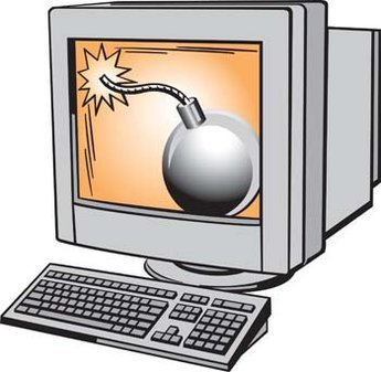 Bomb inside the Computer