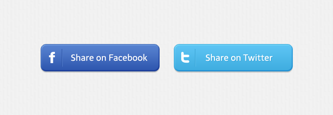 Share Social Buttons