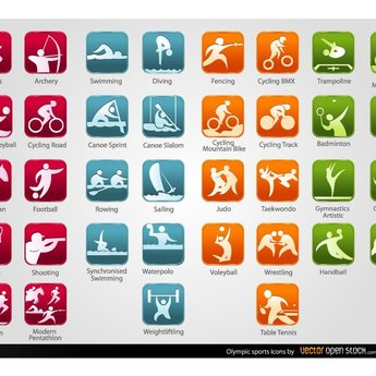 OLYMPIC VECTOR ICONS.ai