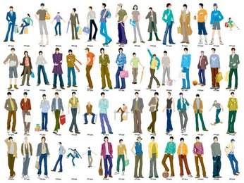 60 paragraph fashion men