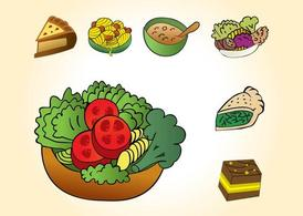 Meals Icons