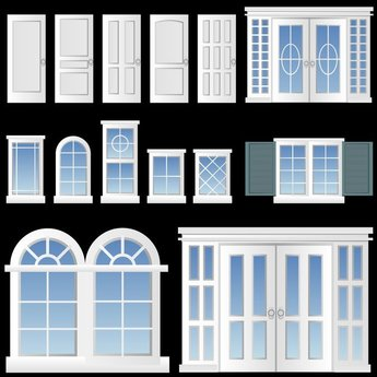 Europeanstyle Windows And Doors