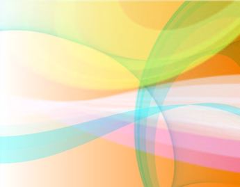 Colorful Abstract Background with Blended Spiral Lines