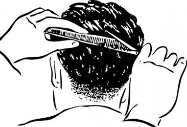 Shears And Comb