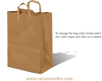Shopping Bag by Mihai Ionascu (1 Icon)