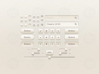 Creamy UI Kit
