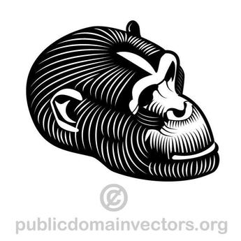 GORILLA VECTOR GRAPHICS.eps