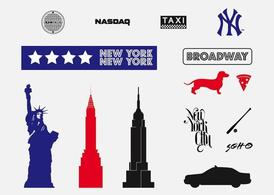 New York Vectors
