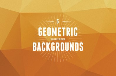 5 Geometric Backgrounds