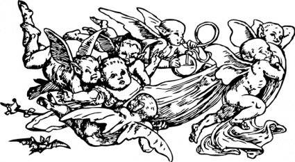 Imps Stealing Baby