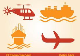 Aerial And Water Transport