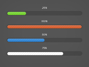 Pretty Progress Bars