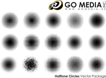 Go Media Produced Vector Textured Print Outlets