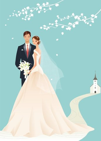 Wedding Vector Graphic 39