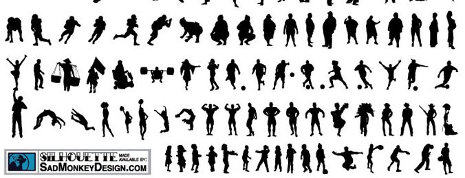 120 Silhouettes