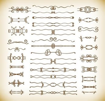 Deco Design Elements
