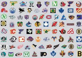 NHL Hockey Logos